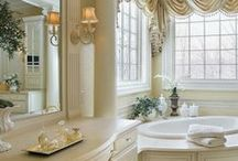 Bathrooms / by Tammy James