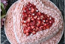 Baked With Love / This is the very first Pinterest board I created. A board filled with delicious treats and recipes, that are baked with the most important ingredient of all... love! Bake something for your family today!