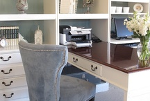 Craft/office/sewing room / by Tammy James
