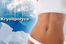 KryoLipolýza / Zmrazenie prebytočného tuku, rýchlo a bezbolestne. Trvalé a rýchle výsledky...