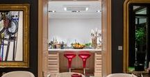 Kitchens / Different luxurious kitchen designs