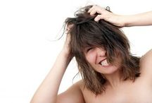 Symptoms of head lice