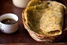 Indian Breads / All kinds of Indian Breads