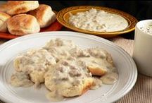 Biscuits and Gravy / A collection of biscuit and gravy recipes