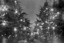 Christmas Past / Festive images of christmas past