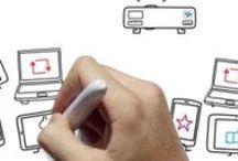 Sparkol Whiteboard Videos / VideoScribe whiteboard animations made by Team Sparkol.