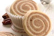 Cookie Spirals and Pinwheels / Give these cookie recipes a spin