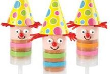 Cake or Push-Up Pops / Make your celebrations extra special with cake balls or push-up pops