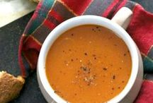 Soups / Warm up with interesting soups