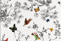 Pretty patterns / Various pattern-y things!