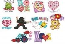 Embroidery Designs by JuJu / by Tammy James