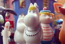 All things Moomin / Moomin everywhere!