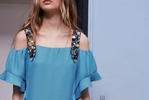 SS15 / Runway trends for SS15 -and Resort 15-