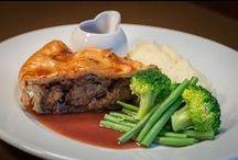 Pickled Pig Restaurant / Food we serve in our hotel, Guernseys best Gastro Pub