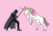 Unicorn & Pegasus