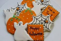 Decorated Cookies ~ Halloween