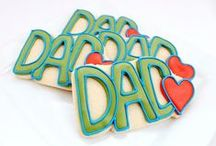 Decorated Cookies ~ Father's Day