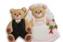 Decorated Cookies ~ Wedding