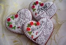 Decorated Cookies ~ Valentine's Day