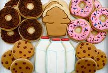 Decorated Cookies ~ Food & Beverages