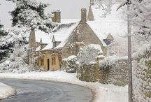 English Cotswolds. / Beautiful Countryside