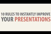 Make better presentations / Filled with tips and tricks to help you make better presentations.