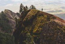 Mountains escape / The most wonderful mountain landscapes. -- Cele mai frumoase peisaje montane.  www.haisitu.ro #haisitu #mountains #landscape #travel