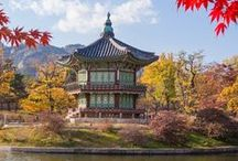 Korea Travel / Beautiful arhitecture and landscapes from North Korea & South Korea. -- Arhitecturi si peisaje impresionante din Coreea de Nord si Coreea de Sud.  www.haisitu.ro