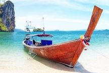 Thailand Travel / You will fall in love immediatly with this amazing country!  -- Beautiful exotic place, the perfect destination!  Te vei indragosti imediat de aceasta tara extraordinara! -- Un loc exotic frumos, destinatia perfecta!  https://www.haisitu.ro/destinatii-thailanda-ta193