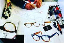 Eyewear with art / Keep calm and wear cool eyewear