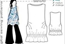 mc2-patterns: dresses/ tops / https://mc2-patterns.com/