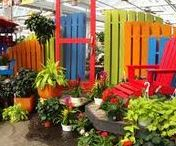 Retail Merchandising Ideas / Color, props and design ideas for retail