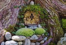 Fairy Gardening & Terrariums / Fairy gardening and terrarium how-to and ideas