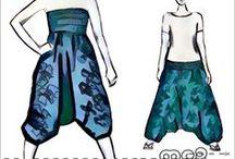 mc2-patterns: trousers / pants