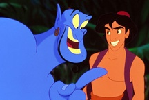 Aladdin / Everything and anything Aladdin.  From dvd's to action figures we've got them.  Just click any of the pictures to visit our site. / by The Disney Movie List