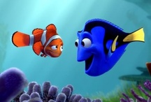 Finding Nemo / by The Disney Movie List