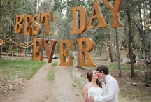 Wedding ideas / by Julia Brecker