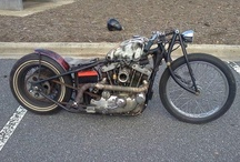 Motorcycles / by Janice Dalzell