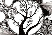 Zentagles and other doodles