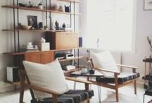 Interiors Inspirations /UZEN loves / Pure, Smart, Classic, Zen