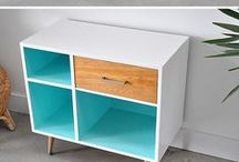 Furniture makeover / Upcycle, Re-dos and TLC's to furniture