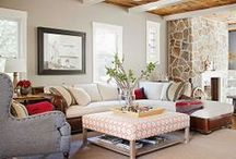 Family Rooms / The perfect rooms for the whole family to get comfortable!