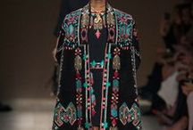 SS'14 TRENDS- Ethnic mash-up