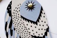 Carta riciclata / La carta utilizzata e buttata può trasformarsi in opere d'arte