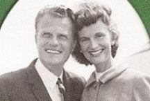 Billy Graham and Family / Billy Graham and His Family