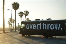 "Set Up Shop / Brick and mortar inspiration | Our very own mobile showroom & adventure mobile, ""sweRVe"""