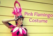 DIY Halloween Costumes / A collection of cheap and easy DIY Costumes for kids and adults.