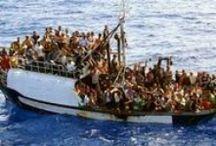 Immigrés Africains / Les immigrés africains