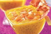 Types of Soups / Zuppe di tutti i continenti