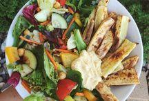 Vegan Dinners / by Brittney Schumacher